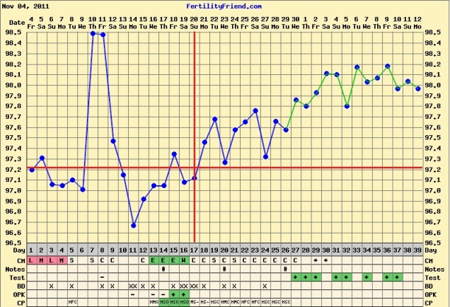 Sophie's Chart!